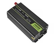 Green Cell Przetwornica napięcia 12V na 230V 1000W/2000W - 548220 - zdjęcie 1