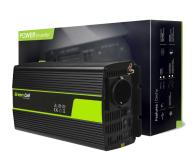 Green Cell Przetwornica napięcia 24V na 230V 1500W/3000W - 548234 - zdjęcie 1