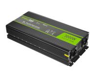 Green Cell Przetwornica napięcia 12V na 230V 3000W/6000W - 548229 - zdjęcie 1