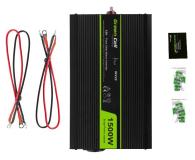 Green Cell Przetwornica napięcia 12V na 230V 1500W/3000W - 548236 - zdjęcie 3