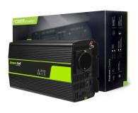 Green Cell Przetwornica napięcia 24V na 230V 1000W/2000W - 548232 - zdjęcie 3