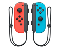 Nintendo Switch Joy-Con Controller - Neon Red/Blue (pair) - 468355 - zdjęcie 1
