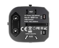 Green Cell Adapter podróżny (2x USB) - 548920 - zdjęcie 2