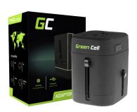 Green Cell Adapter podróżny (2x USB) - 548920 - zdjęcie 4
