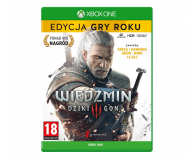 Xbox Wiedźmin 3: Dziki Gon - Edycja Gry Roku - 550377 - zdjęcie 1