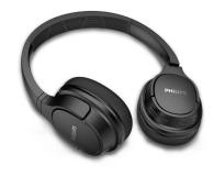 Philips TASH402 ActionFit Czarne - 558565 - zdjęcie 2