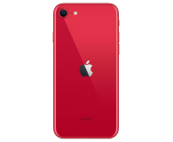 Apple iPhone SE 256GB (PRODUCT)Red - 559795 - zdjęcie 4