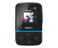 SanDisk Clip Sport Go 16GB niebieski - 559759 - zdjęcie 1