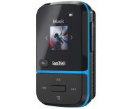 SanDisk Clip Sport Go 16GB niebieski - 559759 - zdjęcie 2