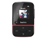 SanDisk Clip Sport Go 16GB czerwony - 559761 - zdjęcie 1