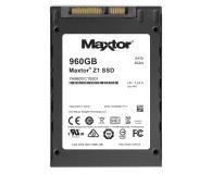 """Maxtor 960GB 2,5"""" SATA SSD Z1 - 526094 - zdjęcie 2"""