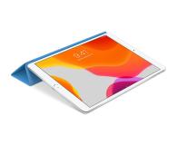 Apple Smart Cover do iPad 7gen / iPad Air 3gen błękitny - 555291 - zdjęcie 4