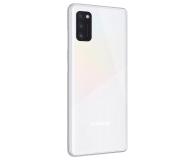 Samsung Galaxy A41 SM-A415F White - 557637 - zdjęcie 5