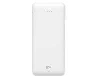 Silicon Power Power Bank 20000mAh (micro USB, Lightning, biały) - 571981 - zdjęcie 2