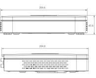 Dahua  NVR2104-4KS2 (1xHDD, 80Mb/s, 4kan.) - 555590 - zdjęcie 3