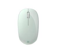 Microsoft Bluetooth Mouse Miętowy - 528888 - zdjęcie 1