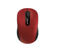 Microsoft Bluetooth Mobile Mouse 3600 (czerwona) - 392045 - zdjęcie 1