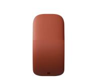Microsoft Arc Mouse (Czerwień) - 520903 - zdjęcie 1