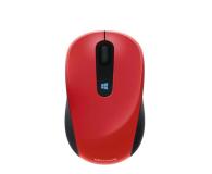 Microsoft Sculpt Mobile Mouse Ognista Czerwień - 164964 - zdjęcie 1