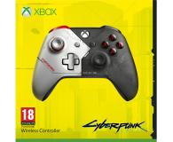 Microsoft Xbox One S Wireless Controller - CP2077 Ed. - 558059 - zdjęcie 4