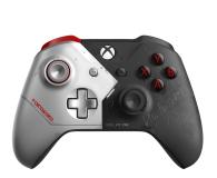 Microsoft Xbox One S Wireless Controller - CP2077 Ed. - 558059 - zdjęcie 1