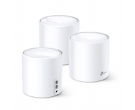 TP-Link DECO X60 Mesh WiFi (3000Mb/s a/b/g/n/ax) 3xAP - 561606 - zdjęcie 2