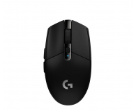 Logitech G305 LIGHTSPEED czarna - 434026 - zdjęcie 1