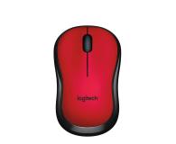 Logitech M220 Silent (czerwona)  - 329386 - zdjęcie 1