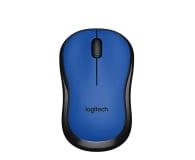 Logitech M220 Silent (niebieska)  - 329385 - zdjęcie 1