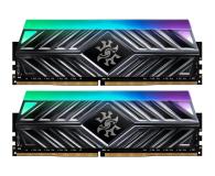 ADATA 16GB (2x8GB) 3200MHz CL16 XPG Spectrix D41 RGB - 561743 - zdjęcie 1