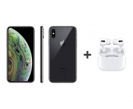 Apple iPhone Xs 64GB Space Gray + Airpods Pro - 562301 - zdjęcie 1