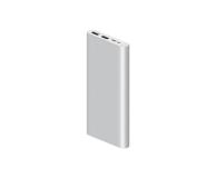 Xiaomi Power Bank Xiaomi Mi 10000 mah (18W, srebrny) - 550913 - zdjęcie 2