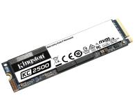 Kingston 1TB M.2 PCIe NVMe KC2500 - 563133 - zdjęcie 2