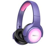 Philips TAKH402 Różowe - 561457 - zdjęcie 1