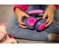 Philips TAKH402 Różowe - 561457 - zdjęcie 2