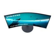 Samsung C27T550FDUX Curved - 563212 - zdjęcie 4