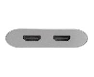 Targus USB-C - 2xHDMI - 556196 - zdjęcie 3