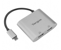 Targus USB-C - 2xHDMI - 556196 - zdjęcie 2
