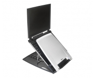 "Targus Ergo M-Pro Laptop Stand (12 do 17"", srebrna) - 556172 - zdjęcie 3"