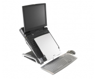 "Targus Ergo D-Pro Laptop Stand (12 do 17"", srebrna) - 556173 - zdjęcie 2"
