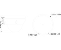 Dahua IPC 2MP 2,7-13,5mm IR 40m IP67 DC12V PoE - 555593 - zdjęcie 2