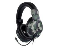 BigBen PS4 Słuchawki do konsoli - Camo Green - 557093 - zdjęcie 1