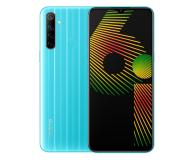 Realme 6i 4+128GB Blue Soda - 552048 - zdjęcie 1
