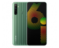 Realme 6i 4+128GB Green Tea - 552046 - zdjęcie 1