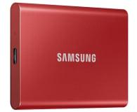 Samsung T7 500GB USB 3.2 - 562885 - zdjęcie 2
