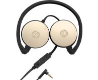 HP H2800 Stereo Headset (Złote) - 481390 - zdjęcie 3