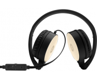 HP H2800 Stereo Headset (Złote) - 481390 - zdjęcie 2
