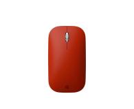 Microsoft Surface Mobile Mouse Czerwony Mak - 567735 - zdjęcie 1
