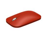 Microsoft Surface Mobile Mouse Czerwony Mak - 567735 - zdjęcie 2
