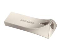 Samsung 128GB BAR Plus Champaign Silver 400MB/s - 568807 - zdjęcie 4